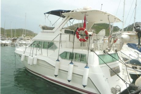 American Cruiser Motor Boat for Sale Mallorca
