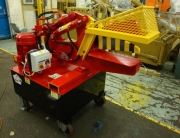 McIntyre 500HD hydraulic alligator shear