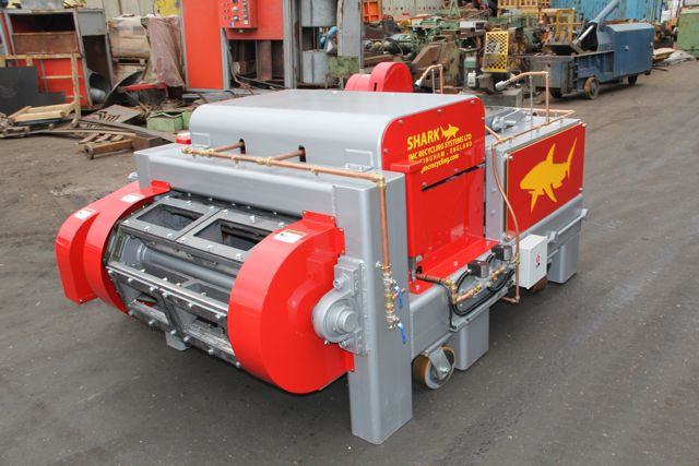 JMC Shark aluminium ingot casting machine