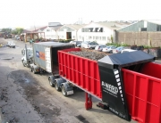 MiSlide horizontal container loader