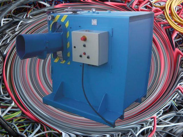 Euro-Strip 10000 cable stripper