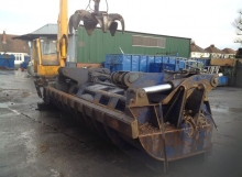 used metal and car baler for sale