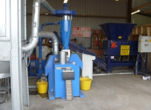 Used Matrix 200 cable granulator system for sale UK