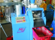 Used cable granulator for sale. Matrix 200