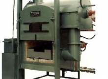 Used melting furnace