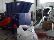 Wagner WS30 Shredder