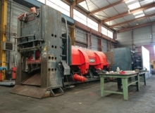 Used shear baler for sale