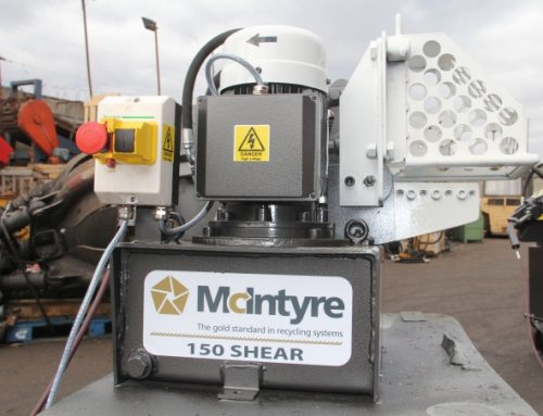 Sold – McIntyre 150 Alligator Shear
