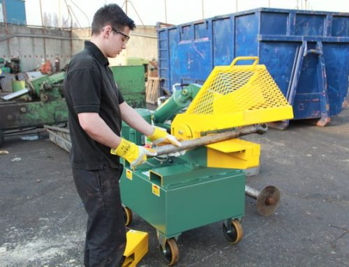 Festive price! McIntyre 407 Hydraulic Alligator Shear