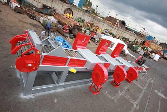JMC Aluminium ingot casting machine