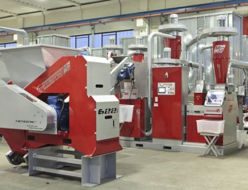 Matrix 220 VZT cable granulation system
