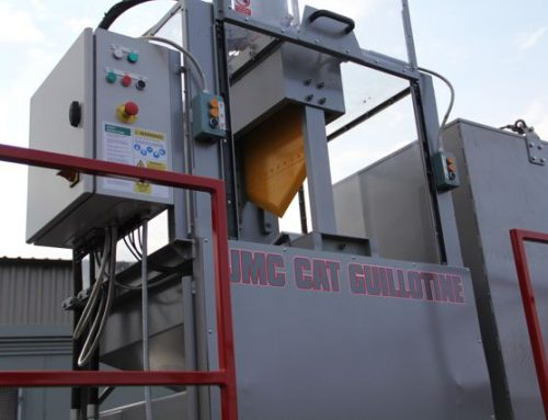 Catalytic Converter Guillotine