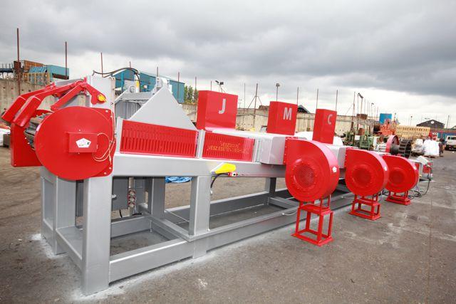 Leviathan aluminium ingot casting machine