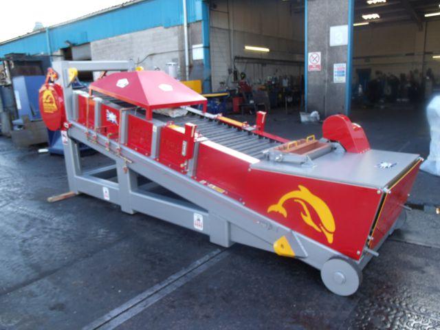 JMC Dolphin aluminium ingot casting machine