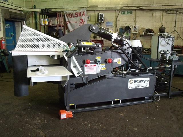640-240T SC Alligator Shear