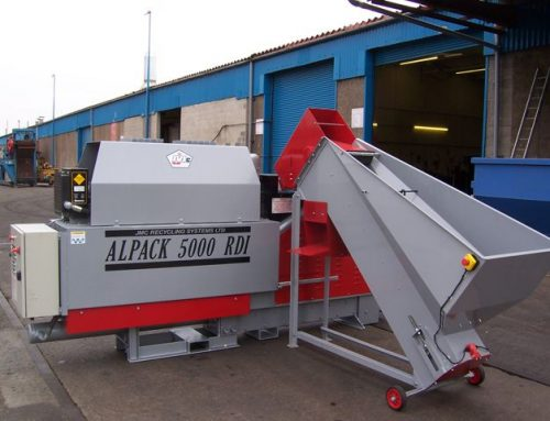 Alpack 2000 Automatic Can Sorter