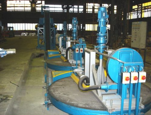 JMC Centaur Aluminium Granule Production Plant