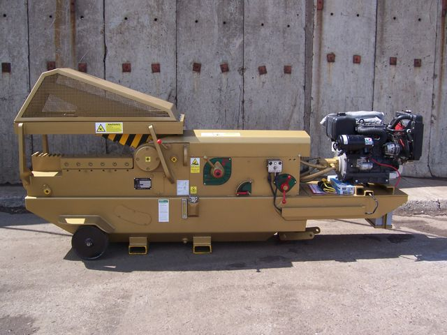 McIntyre 610 alligator shear