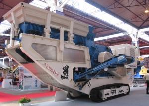 mobile shredder range