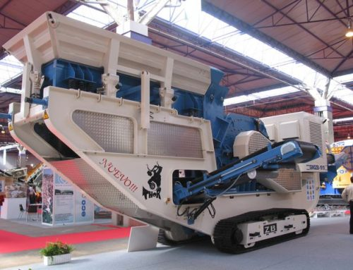 ZB Thor Mobile Shredder Range