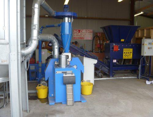 Cable granulation system – Matrix 200