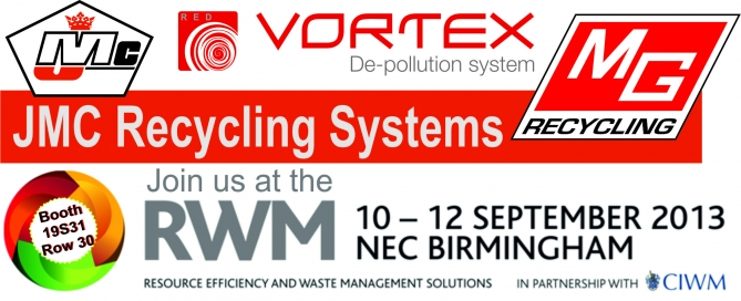 Resource Efficiency & Waste Management show 2013