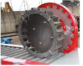 aluminium ingot casting machine sold
