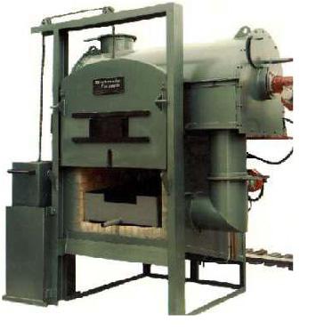 Used melting furnace