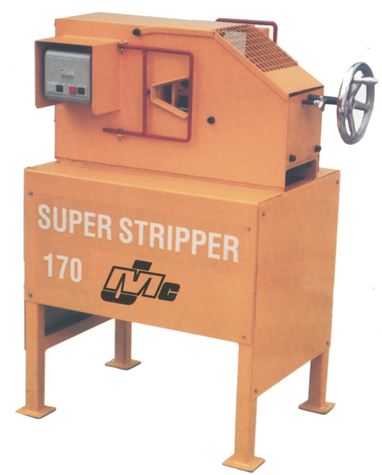 Used cable stripper