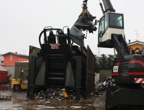 GLJ Increases Scrap Processing with Bonfiglioli Shear