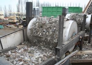 Bonfiglioli hammer mill shredders