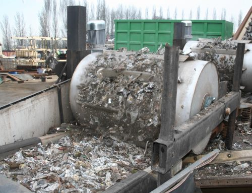 Hammer mill shredders from Bonfiglioli