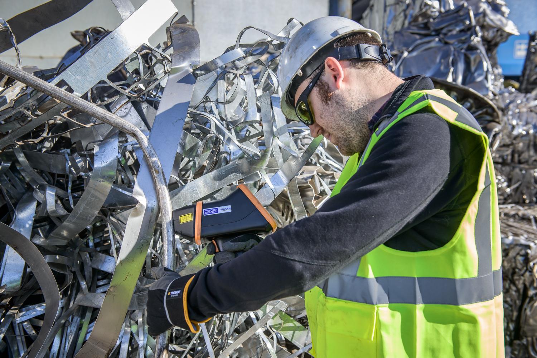New Vulcan metals analyser