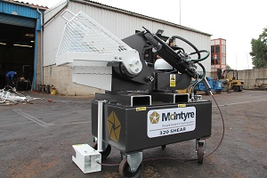 McIntyre 320 Alligator Shear