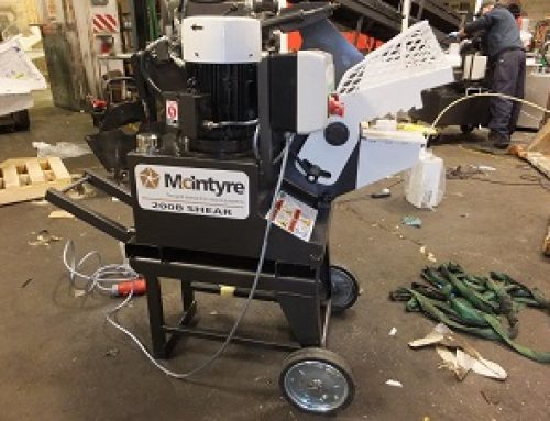 McIntyre 200B Alligator Shear