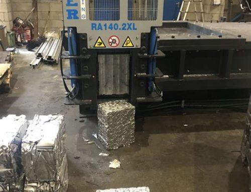 McIntyre's Roter Metal Baler to Help HML Optimise Profits