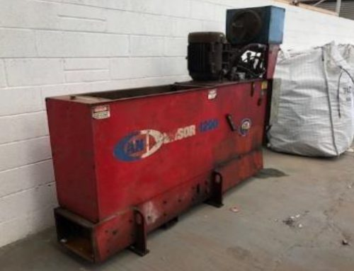 CP1200 Can Baler for sale – inexpensive