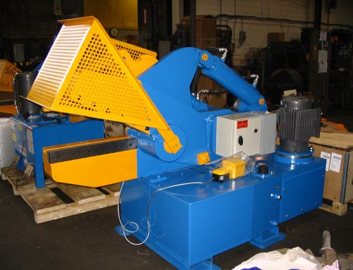 Deltax 600 Alligator Shear