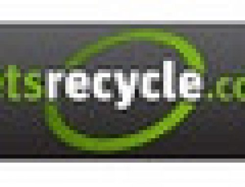 Meet McIntyre at Letsrecycle Live Event