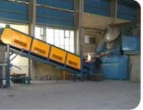 Ingotech Casting Machine