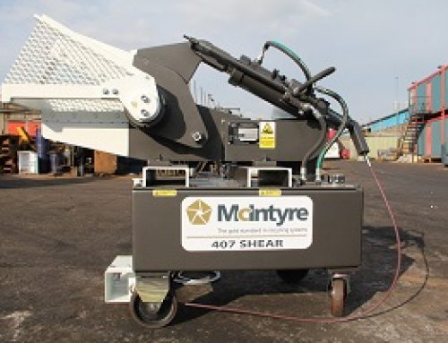 McIntyre 407 Alligator Shear