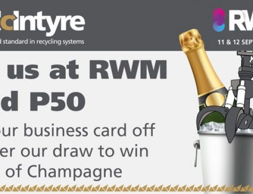 Win Champagne at RWM