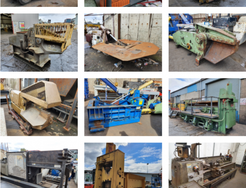 Unreserved auction of used equipment Saturday 19th September 2020