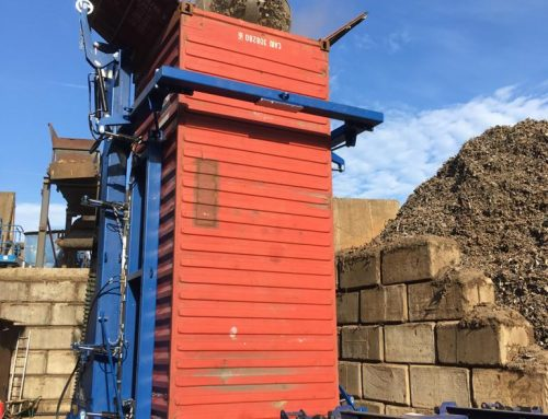 A-Ward win court battle over sale of Container Tilters in the UK